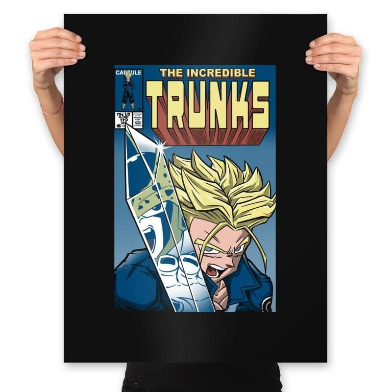 The Incredible Trunks - Prints - Posters - RIPT Apparel