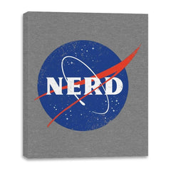 Space Nerd - Canvas Wraps - Canvas Wraps - RIPT Apparel