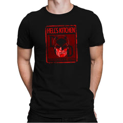 Hell's Kitchen Neighborhood Watch Exclusive - Mens Premium - T-Shirts - RIPT Apparel