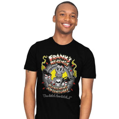 Punishing Adventures - Mens - T-Shirts - RIPT Apparel