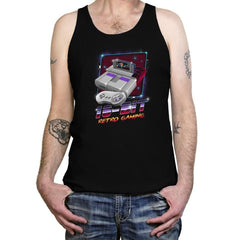 16-Bit Retro Gaming - Tanktop - Tanktop - RIPT Apparel