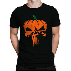 The Pumpkinsher - Mens Premium - T-Shirts - RIPT Apparel