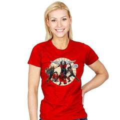 Ginyu-X-Force - Womens - T-Shirts - RIPT Apparel