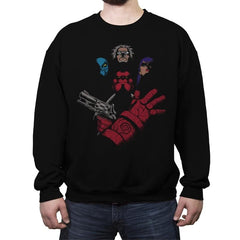 Old Days - Crew Neck Sweatshirt - Crew Neck Sweatshirt - RIPT Apparel
