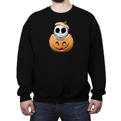 Pumpkin King - Crew Neck Sweatshirt - Crew Neck Sweatshirt - RIPT Apparel