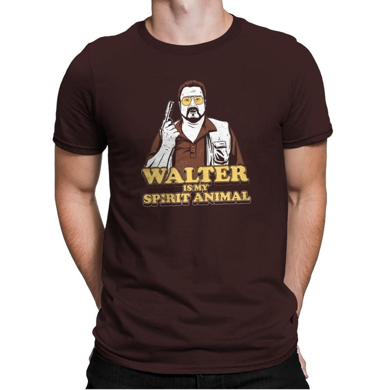 Walter is my Spirit Animal Exclusive - Mens Premium - T-Shirts - RIPT Apparel