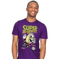 SUPER BIO-EXORCIST BROS. - Mens - T-Shirts - RIPT Apparel