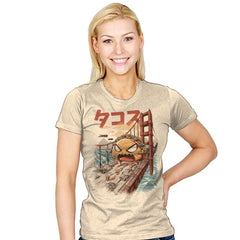Takaiju - Womens - T-Shirts - RIPT Apparel