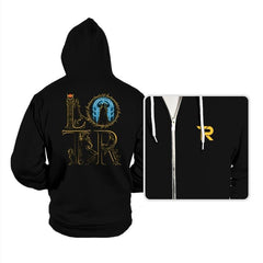 LOTR - Hoodies - Hoodies - RIPT Apparel