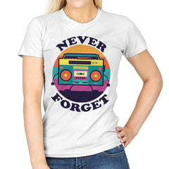 Don't Forget Me - Womens - T-Shirts - RIPT Apparel