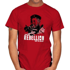Save The Rebellion Exclusive - Mens - T-Shirts - RIPT Apparel