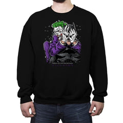 Prince of the Golden Age - Crew Neck Sweatshirt - Crew Neck Sweatshirt - RIPT Apparel