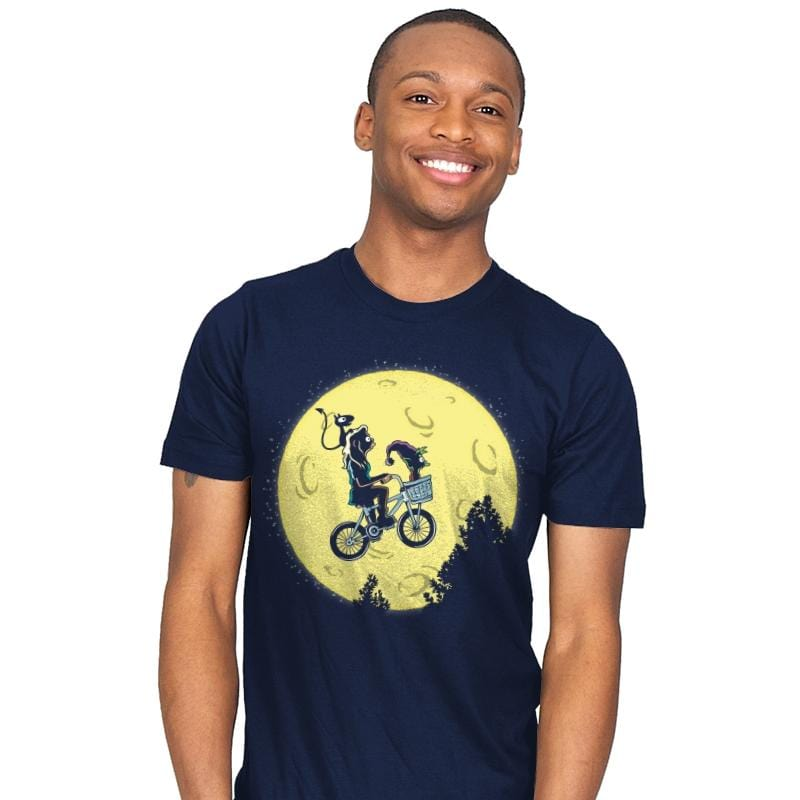 Dream Moon - Mens - T-Shirts - RIPT Apparel