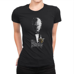 The Hellfather - Anytime - Womens Premium - T-Shirts - RIPT Apparel