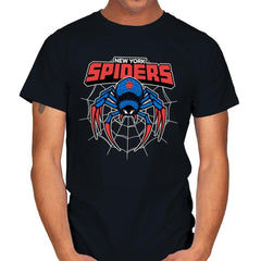 NY Spiders - Mens - T-Shirts - RIPT Apparel