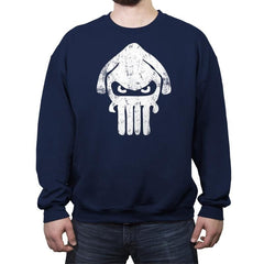 Bloopisher - Crew Neck Sweatshirt - Crew Neck Sweatshirt - RIPT Apparel