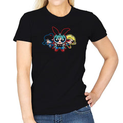 Dragonpuff Girls - Kamehameha Tees - Womens - T-Shirts - RIPT Apparel