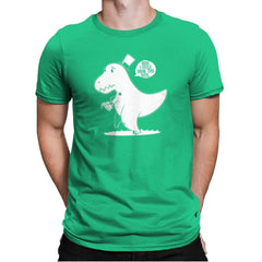 Irish I Could Drink Exclusive - Mens Premium - T-Shirts - RIPT Apparel