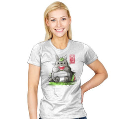 My Neighbor Watermelon - Womens - T-Shirts - RIPT Apparel