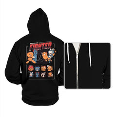 Anime fight - Hoodies - Hoodies - RIPT Apparel