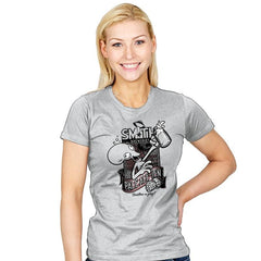Smith's Pale-Alien Exclusive - Womens - T-Shirts - RIPT Apparel