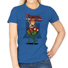 Eternian Time - Womens - T-Shirts - RIPT Apparel