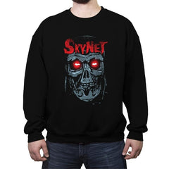 Hunting Humans - Crew Neck Sweatshirt - Crew Neck Sweatshirt - RIPT Apparel