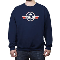 Top-Lord - Crew Neck Sweatshirt - Crew Neck Sweatshirt - RIPT Apparel