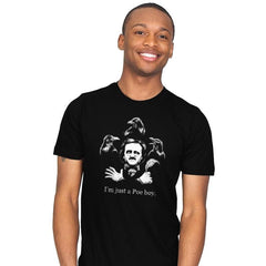 Just a Poe Boy - Mens - T-Shirts - RIPT Apparel