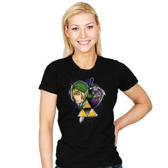 Legend - Graffitees - Womens - T-Shirts - RIPT Apparel