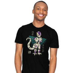Mecha Emperor - Mens - T-Shirts - RIPT Apparel