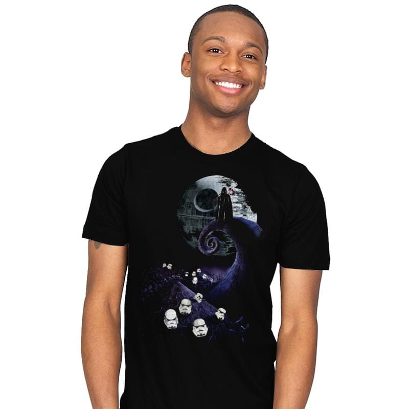 Nightmare Before Vader - Mens - T-Shirts - RIPT Apparel