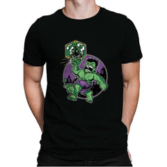 Super Smash Bricks - Mens Premium - T-Shirts - RIPT Apparel