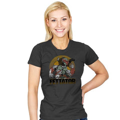 Fettator Reprint - Womens - T-Shirts - RIPT Apparel