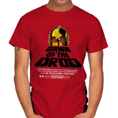 Dawn Of The Droid - Anytime - Mens - T-Shirts - RIPT Apparel