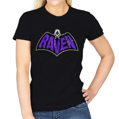 Ravenbat - Womens - T-Shirts - RIPT Apparel