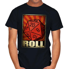 Roll The Dice - Mens - T-Shirts - RIPT Apparel