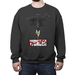 Wondira - Crew Neck Sweatshirt - Crew Neck Sweatshirt - RIPT Apparel