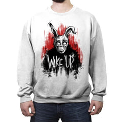 Wake Up! - Crew Neck Sweatshirt - Crew Neck Sweatshirt - RIPT Apparel