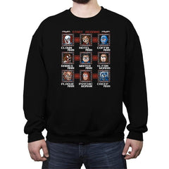 Mega King - Crew Neck Sweatshirt - Crew Neck Sweatshirt - RIPT Apparel