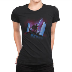 Santa: The Xmas Series - Womens Premium - T-Shirts - RIPT Apparel