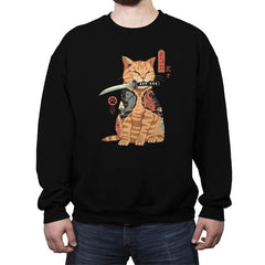 Catana - Crew Neck Sweatshirt - Crew Neck Sweatshirt - RIPT Apparel