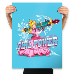 Girl Power - Prints - Posters - RIPT Apparel