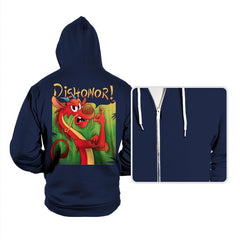 Dishonor! - Hoodies - Hoodies - RIPT Apparel