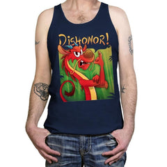 Dishonor! - Tanktop - Tanktop - RIPT Apparel