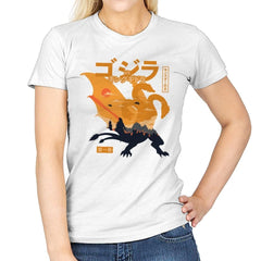King of the Monsters Vol.1 - Womens - T-Shirts - RIPT Apparel