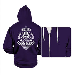The Shredder 80's Tour - Hoodies - Hoodies - RIPT Apparel