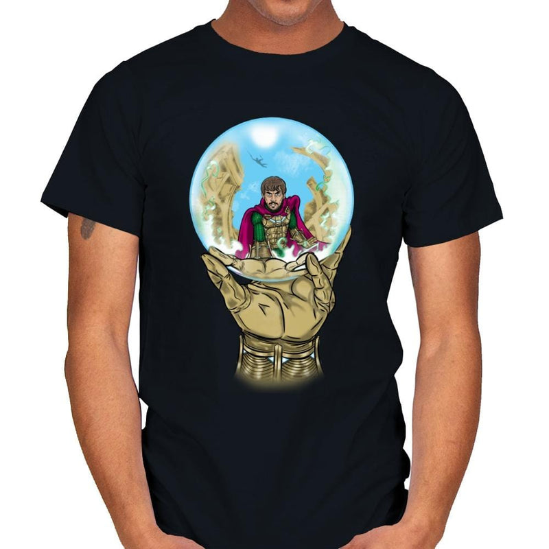 Mysterio Escher - Mens - T-Shirts - RIPT Apparel