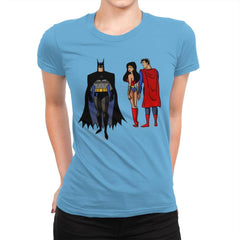 Super Jealous - Womens Premium - T-Shirts - RIPT Apparel
