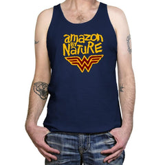 Amazon By Nature Exclusive - Wonderful Justice - Tanktop - Tanktop - RIPT Apparel